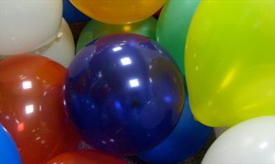 Nicht ein Ballon, sondern mein Ballon | story.one