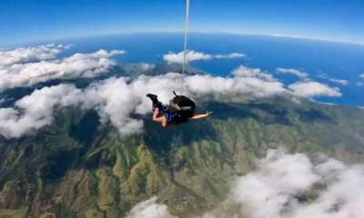 Über und unter den Wolken in Hawaii | story.one