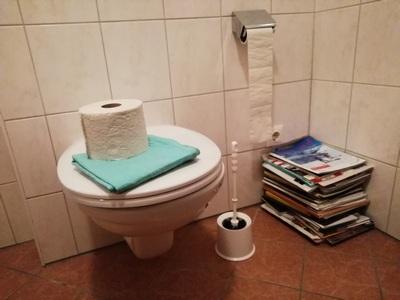 Ein wirklich stilles Örtchen | story.one