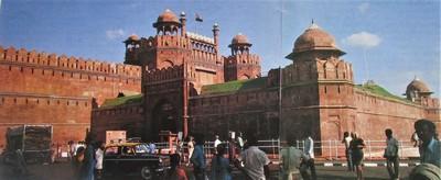Delhi – das Rote Fort und der Pfauenthron | story.one