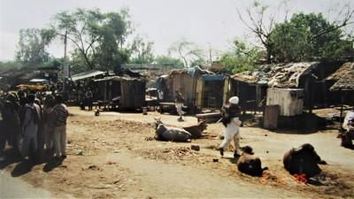 Durch die Slums von Delhi | story.one