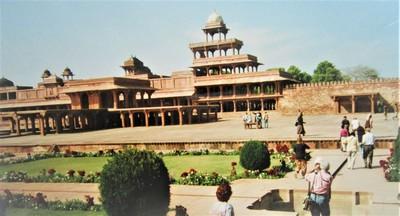 Fatepur Sikri – die verlassene Stadt | story.one