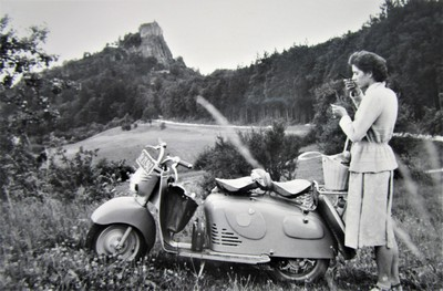 Endlich motorisiert | story.one