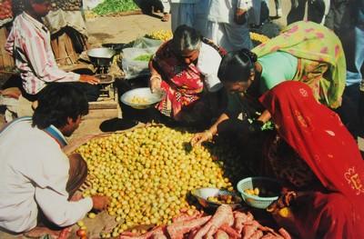 Durch die Basare von Jaipur | story.one