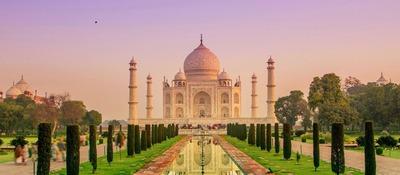 Taj Mahal, das Denkmal einer großen Liebe | story.one