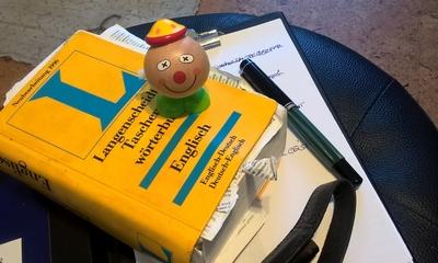 Das Leben ist zu kurz um Deutsch zu lernen | story.one