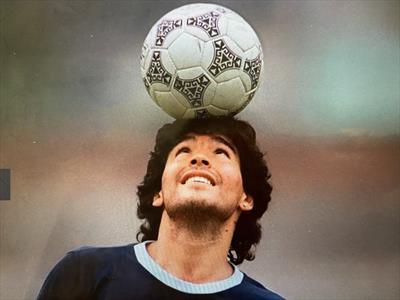 Der Ball gehorchte ihm, das Leben nicht…   story.one