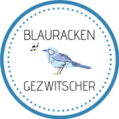 Blaurackengezwitscher