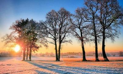 An einem kalten Wintermorgen | story.one