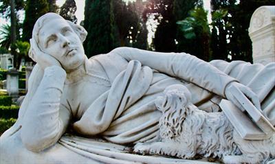 Cimitero Acattolico   story.one
