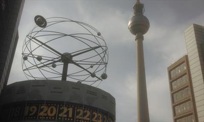 Abzugsmatt im Mauerpark | story.one