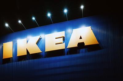 Im IKEA Labyrinth verlaufen. | story.one