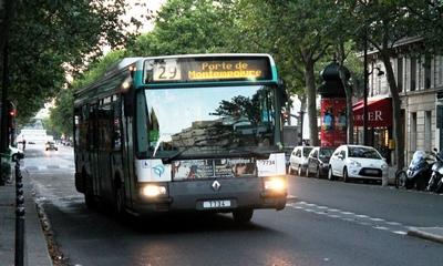 Die Dame im Bus | story.one