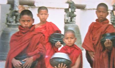 Myanmar - eine andere Welt | story.one