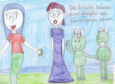 Frösche und Kunst auf meinem Niveau   story.one