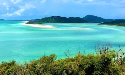 Whitsunday Islands Segeltörn | story.one