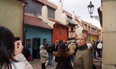 Kultur und Folter in Prag | story.one
