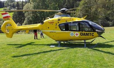 Hubschraubereinsatz beim Turnus | story.one