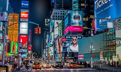 New York Plaza | story.one