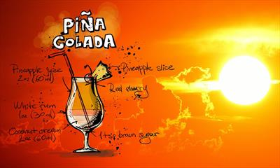 Die Piña Colada | story.one