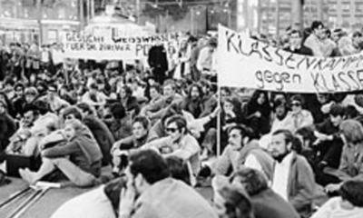 Erste Liebe im 68er Jahr | story.one