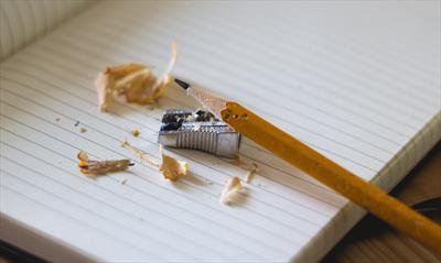 Des Schreibens müde | story.one