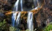 Ein Wasserfall mitten in der Wüste | story.one