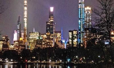 New York - Stille | story.one