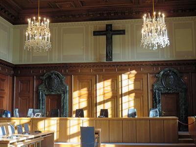 Eine Gerichtsreportage | story.one