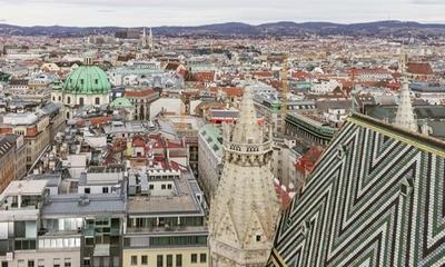 Über den Dächern von Wien | story.one