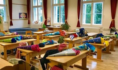 Schulbeginn | story.one