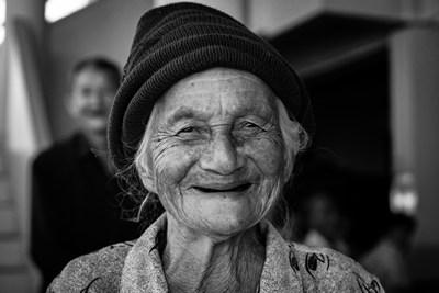 Die Frau, die den Reset-Knopf drückte | story.one