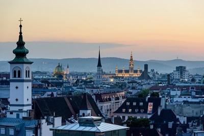 Wieder genesen, oder: Vienna , I love you | story.one