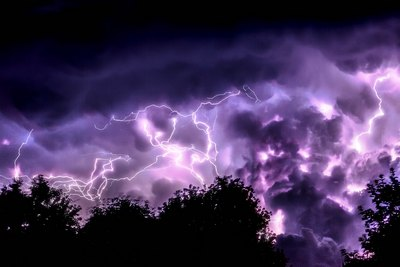 Thunder and Lightning | story.one