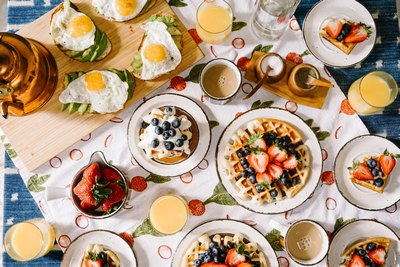 Frühstücksidylle | story.one