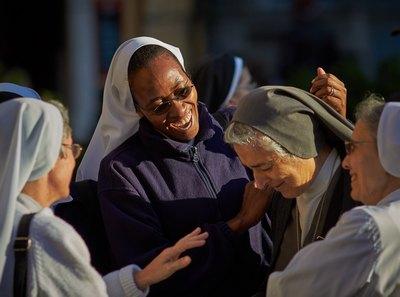 Schwester Richarda im MQ | story.one
